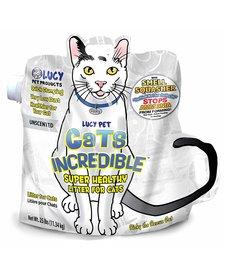 Lucy's Klumping Litter Unsc 25 lb Bag