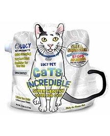 Lucy's Klumping Litter Unsc 14 lb Bag
