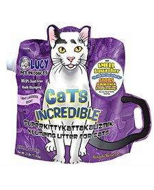 Lucy Lavender Klumping Litter 25 lb Bag