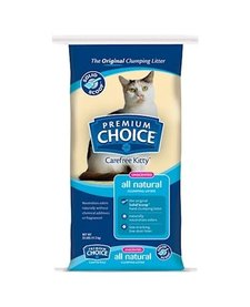 Premium Choice Scoop Litter 25 lb
