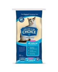 Premium Choice Scoop Litter 40 lb