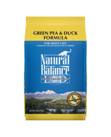 Natural Balance Cat LID Duck/Peas 5lb
