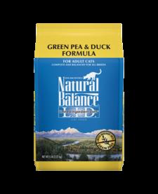 Natural Balance LID Cat Duck & Pea 10 lb
