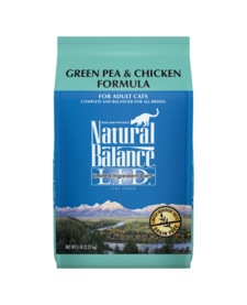 Natural Balance Cat LID Chicken/Peas 5lb