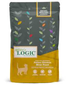 Nature's Logic Cat Chicken 3.3 lb