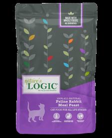 Nature's Logic Cat Rabbit 7.7 lb