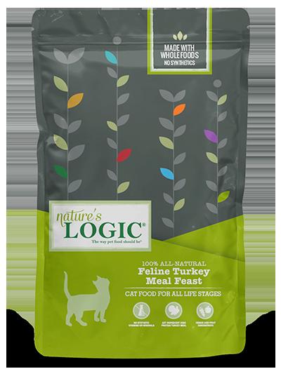 Nature's Logic Nature's Logic Cat Turkey 7.7 lb