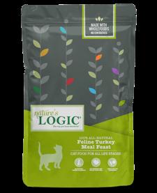 Nature's Logic Cat Turkey 3.3 lb
