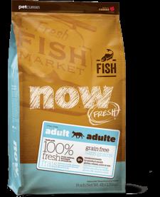 Now Cat Adult Fish 4lb