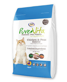 PureVita Cat GF Chicken 6.6lb