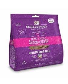 Stella & Chewy Freeze-Dried Cat Salmon & Chicken 8 oz