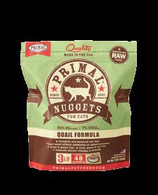 Primal Cat Quail 3 lb