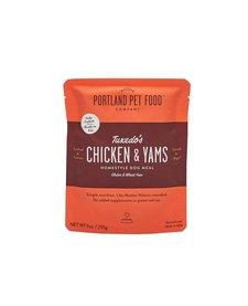Portland Pet Tuxedo Chicken/Yam 9 oz