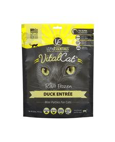 Vital Essentials Cat Duck Mini Patties 28 oz