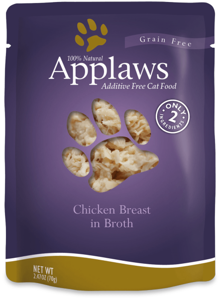 Applaws Applaws Chicken Breast Pouch 2.47 oz