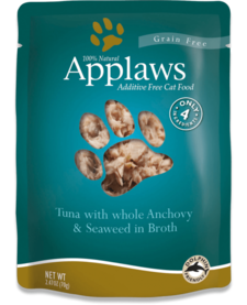 Applaws Tuna w/ Whole Anchovy 2.47 oz