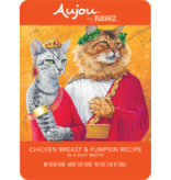 Aujou (Rawz) Aujou Cat Chicken Breast & Pumpkin 2.46