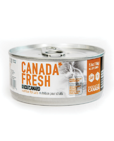 "Canada Fresh Cat ""Duck"" 5.5 oz"