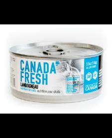 "Canada Fresh Cat ""Lamb"" 5.5 oz"