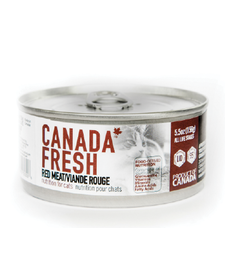 "Canada Fresh Cat ""Red Meat"" 5.5 oz"