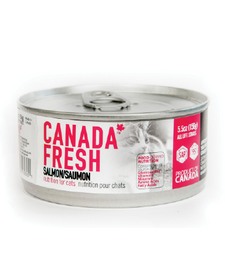 "Canada Fresh Cat ""Salmon"" 5.5 oz"
