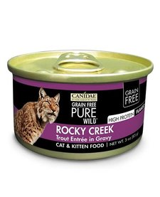 Canidae Pure Wild Trout 3 oz