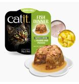 Catit Catit Fish Dinner Tilapia & Potato 2.8 oz