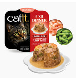 Catit Catit Fish Dinner Shrimp & Grn Beans 2.8