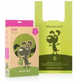 Eco Group Earth Rated Handle Bags Lavender 120 ct