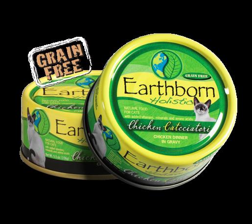 Earthborn Earthborn Chicken Catcciatori 5.5oz