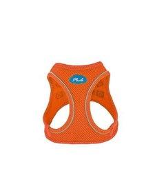 Plush Harness Orange MD