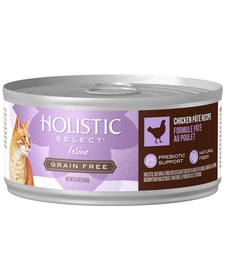 Holistic Select Grain Free Chicken Pate 5 oz