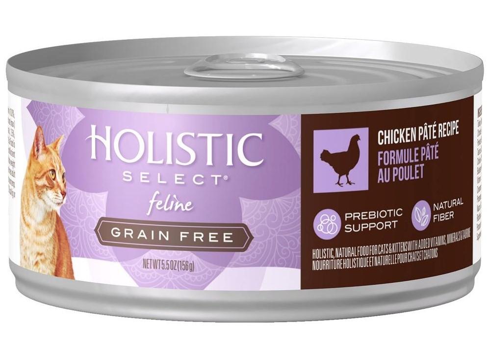 WellPet Holistic Select Grain Free Chicken Pate 5 oz