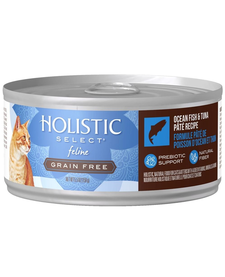 Holistic Select GF Oceanfish & Tuna Pate 5.5 oz