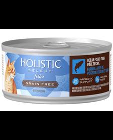 Holistic Select Grain-Free Oceanfish & Tuna Pate 5.5 oz