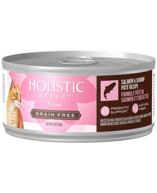 HS GF Salmon & Shrimp Pate 5.5 oz Case