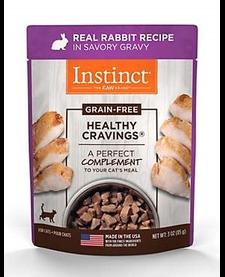 Instinct Cat Healthy Cravings Rabbit 3 oz