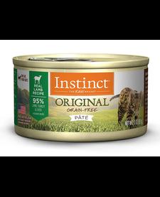 Instinct Cat Lamb 3 oz