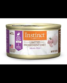 Instinct Cat LID Rabbit 3oz