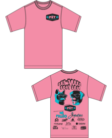 Presale Pink Pet-Tober Fest Shirt L