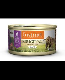 Instinct Cat Rabbit 3oz