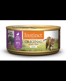 Instinct Cat Rabbit 5.5oz