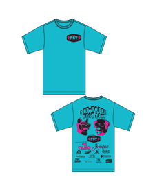 Presale Blue Pet-Tober Fest Shirt L