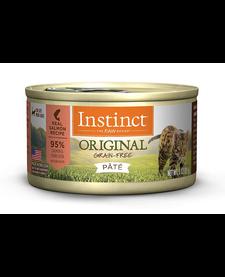 Instinct Cat Salmon 3 oz