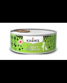 Kasiks Cat Cage Free Turkey 5.5 oz Case