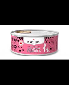 Kasiks Cat Wild Coho Salmon 5.5 oz Case