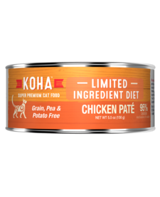 Koha Cat Chicken Pate 5.5 oz Case