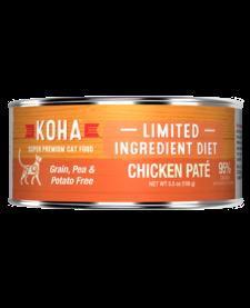 Koha Cat LID Chicken Pate 5.5 oz