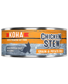 Koha Cat Chicken Stew 5.5 oz