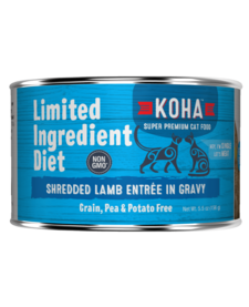 Koha Cat LID Shredded Lamb 5.5 oz